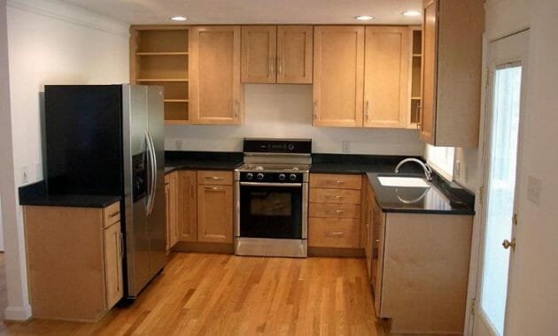U Shaped Kitchen Layout Best Kitchen Exploration