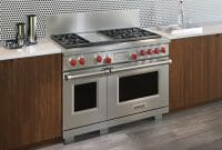 Wolf 30 inch gas ranges