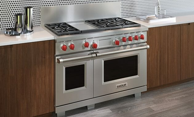 Wolf 30 inch Gas Ranges Review