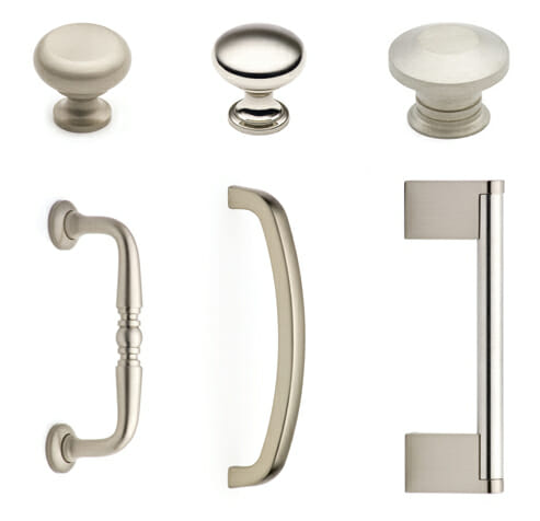 brushed nickel vs satin nickel