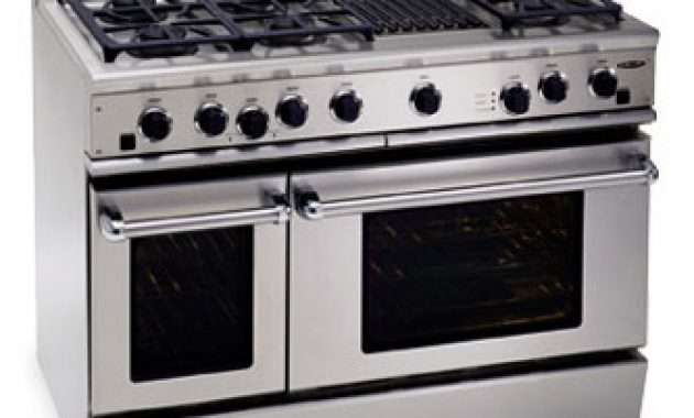Choosing Gas Ranges with Grill for Newby