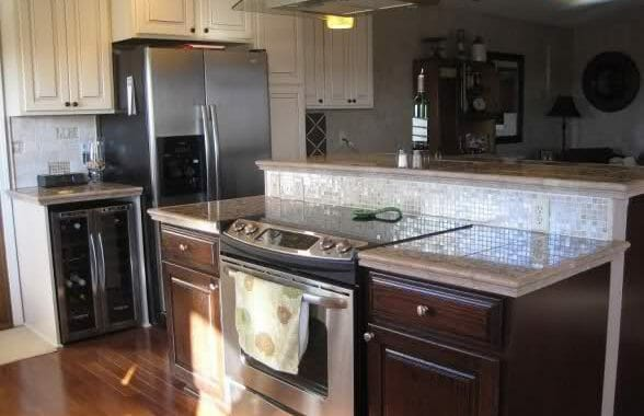 Slide in Ranges vs Freestanding Wardrobe Design