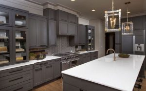 Smart in Choosing Type of Kitchen Cabinets
