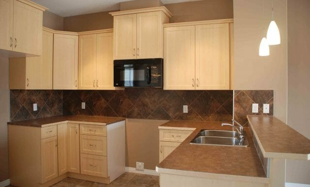 Beauty of Minimalist Used Kitchen Cabinets Sale
