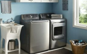 washer and dryer dimensions