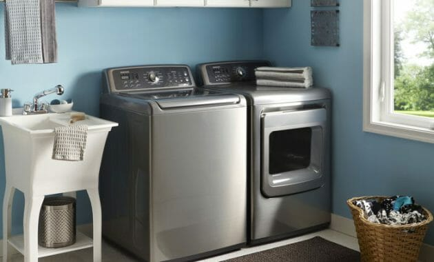 The Standard Size of Washer and Dryer Dimensions