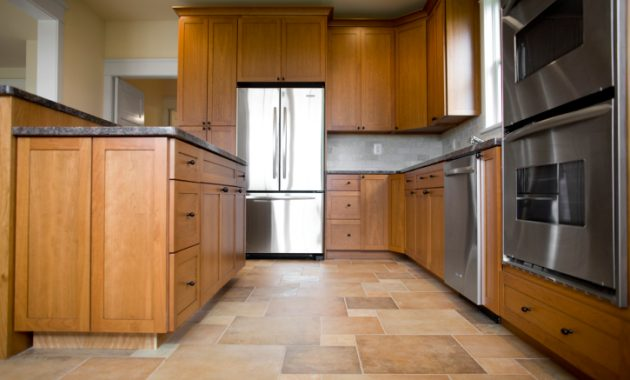 What Is The Best Type of Tile for a Kitchen Floor