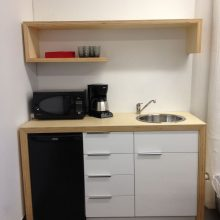 Small Office Kitchen Design