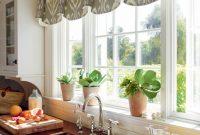 Best Curtain Design for Kitchen Window