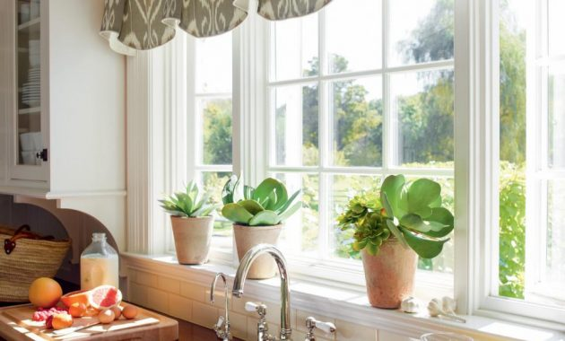 Styling up Your Kitchen with the Best Curtain Design for Kitchen Window