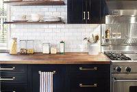 Black Kitchen Cabinet Ideas kitchen