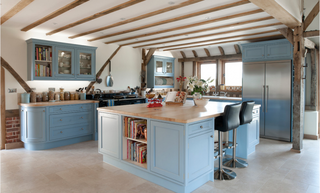 The Finest Blue Kitchen Design Ideas to Bring Beauty to Your Kitchen