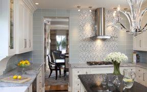 Glamour Kitchen Design Ideas