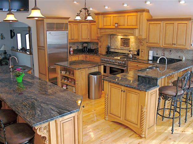 Granite Kitchen Countertops Design
