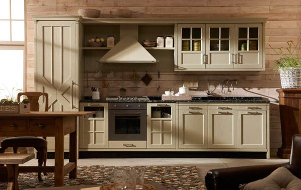 Kitchen Design Vintage Style inspires Your Kitchen Décor