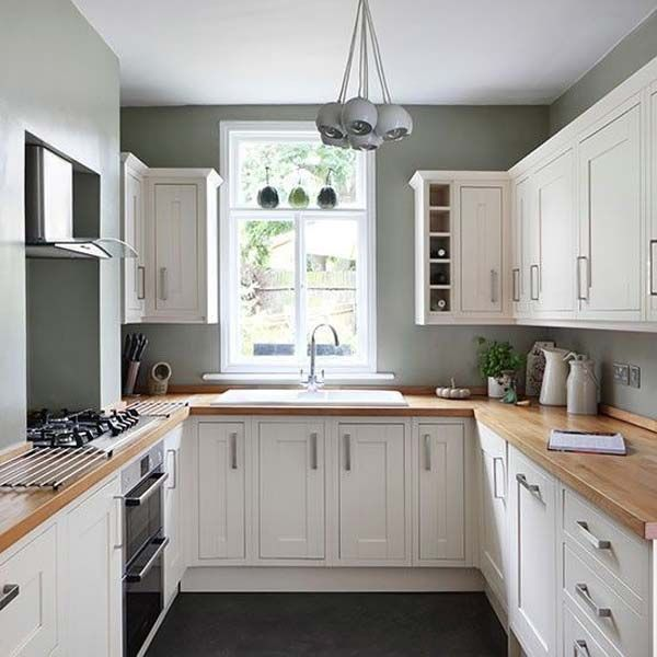 U-shaped kitchen Ideas