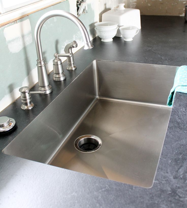 Undermount Sink design