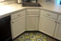 best Kitchen rug for corner sink