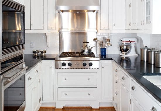 Small White Kitchen Ideas Change the Kitchen Looks Dramatically Different