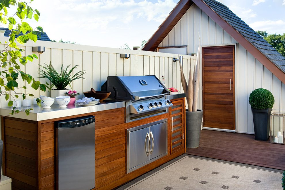 Rooftop Kitchen Ideas Make Your Nights Won't Stay the Same