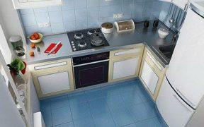 3x3 Kitchen Layout