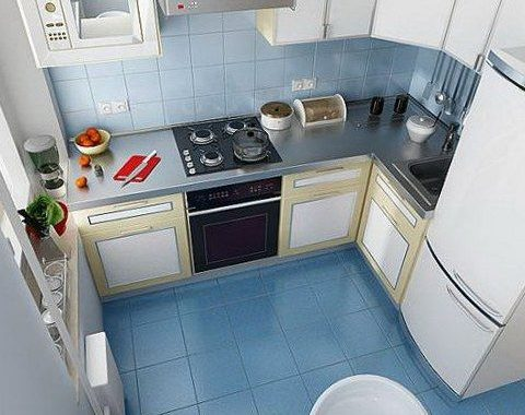 3×3 Kitchen Layout Ideas for the Small Kitchen