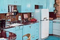50s - 60s kitchen design