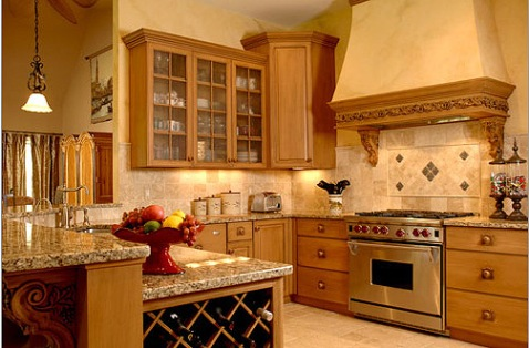 Italian Kitchen Design Tips – Improving the Warmth and Look