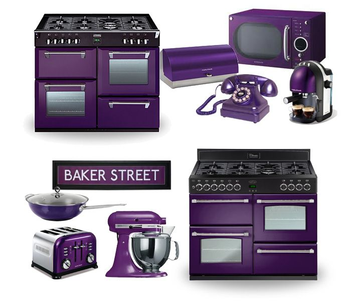 Managing Purple Kitchen Theme: How to Do It Properly %