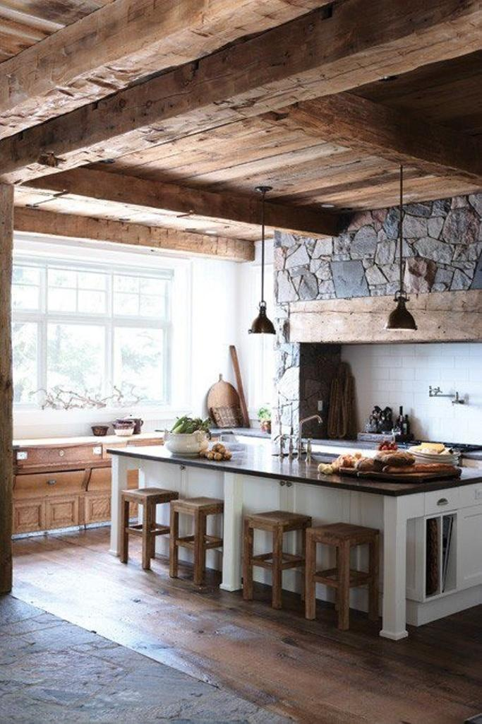 Natural Kitchen Design