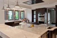Plan Marble Kitchen Design Ideas