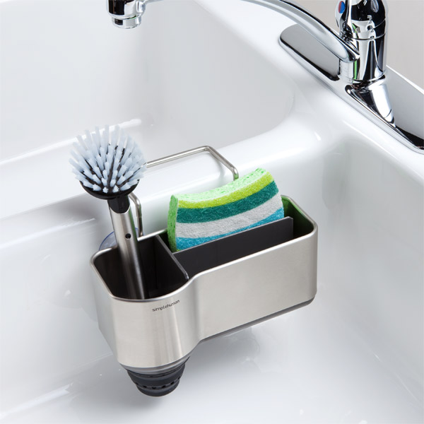Sink caddy for kitchen