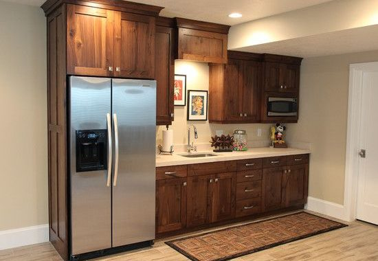 Small Basement Kitchenette Preparation and Considerations