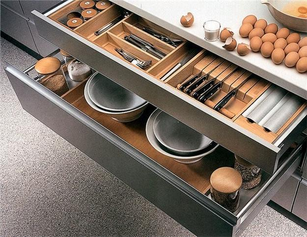 Smart Kitchen Storage Solution Ideas and Items to Use