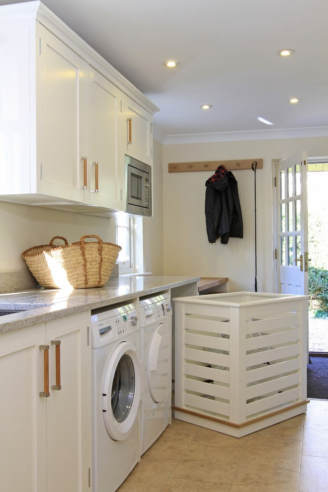 Washer Dryer in Kitchen Ideas