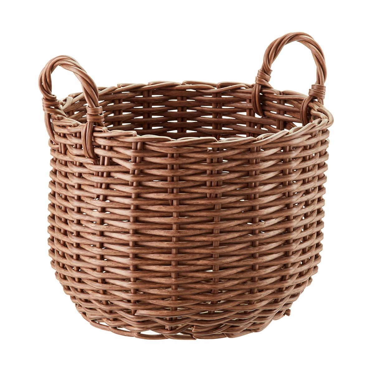 Wicker baskets