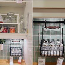mix and match kitchen organizer