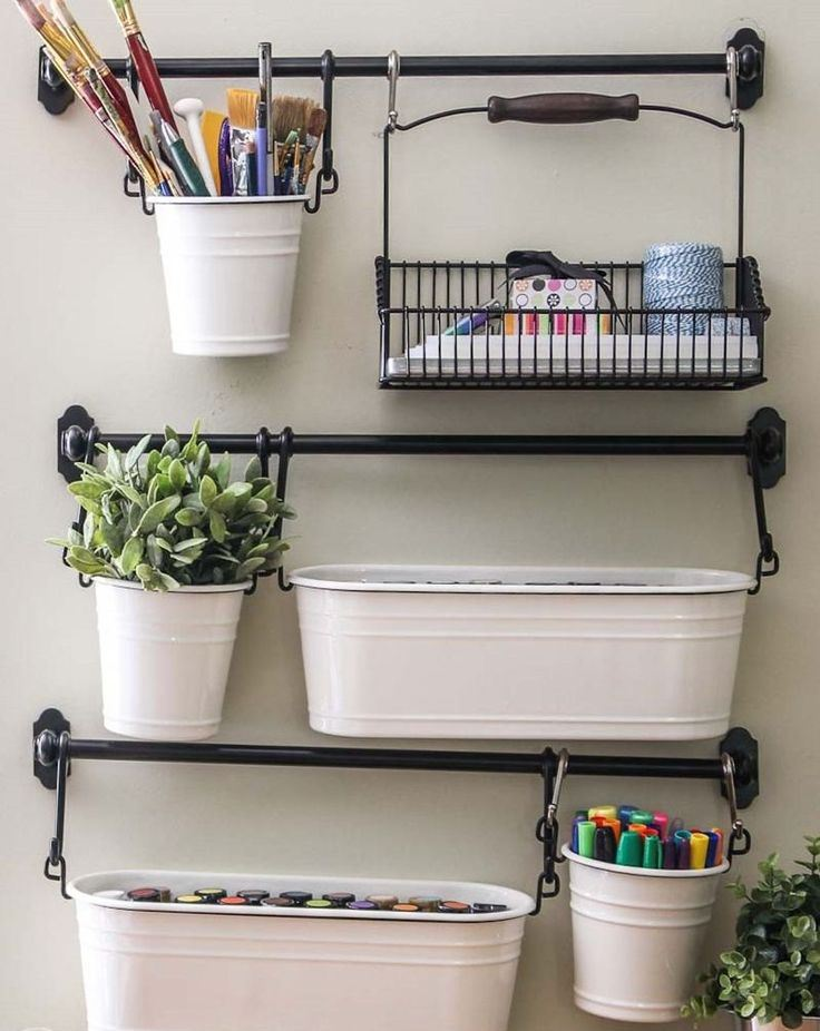 mix and match kitchen organizer pics