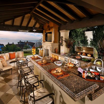Outdoor Kitchen Ideas: What You Need to Do?