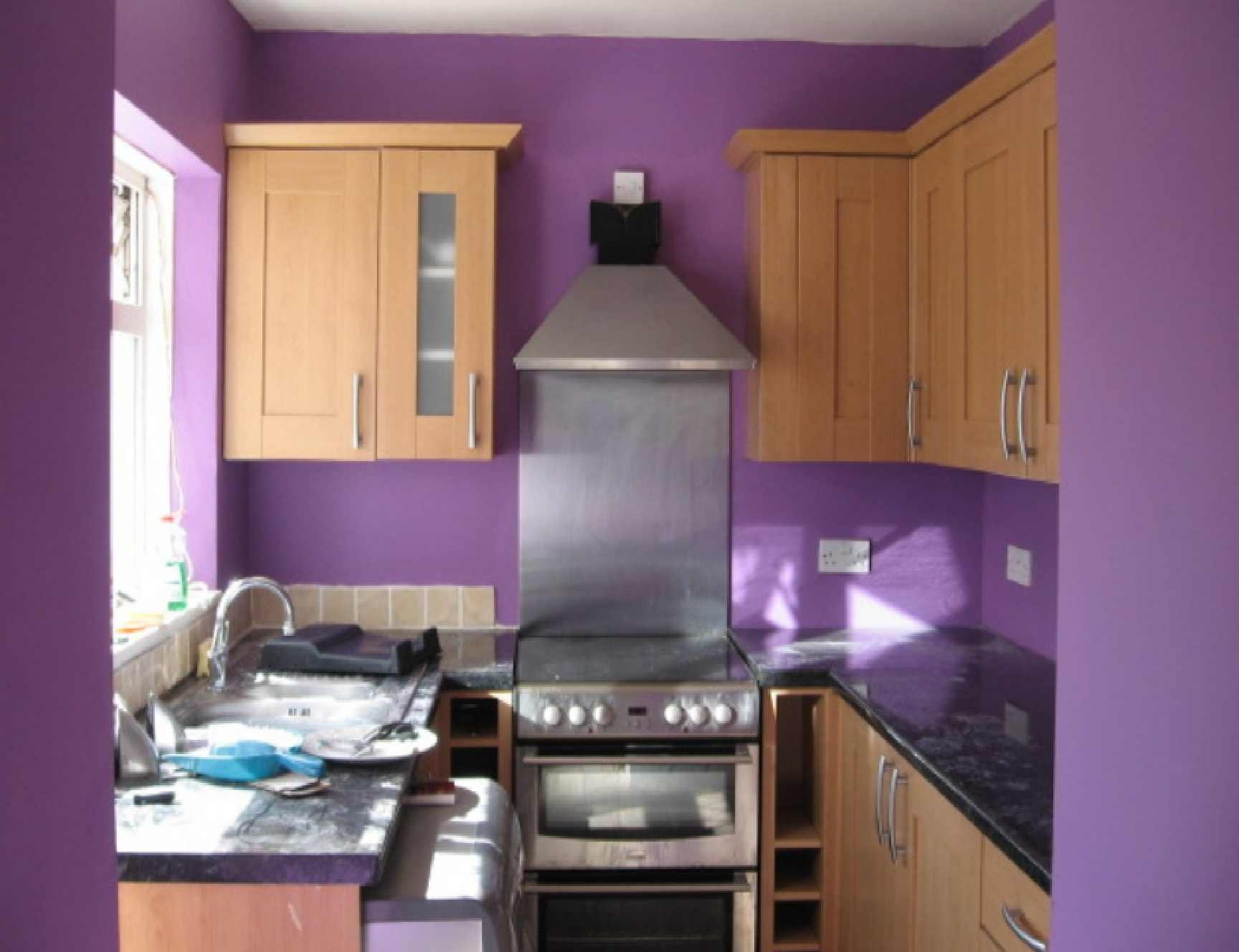 Managing Purple Kitchen Theme How To Do It Properly