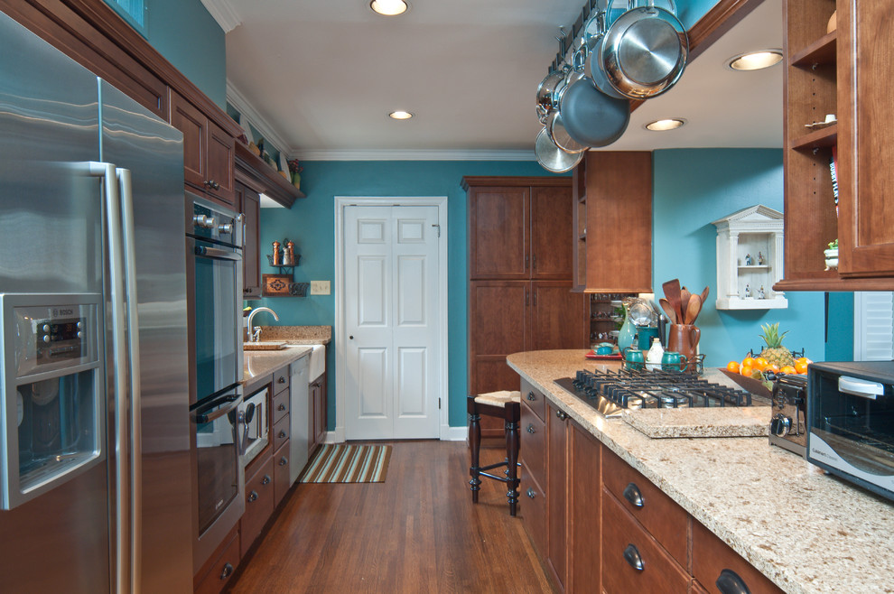 Turquoise Kitchen Design Ideas And The