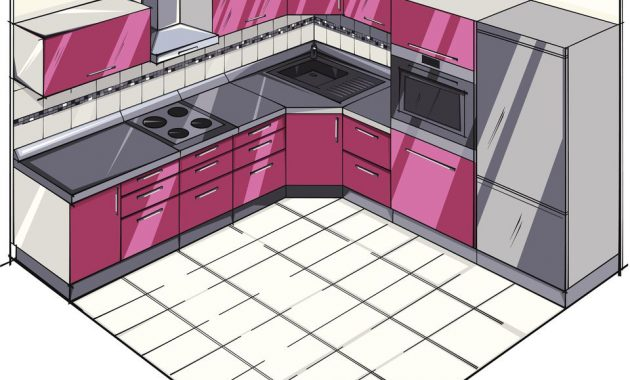 How to Design a Small Kitchen Layout: Cool and Space-Saving Ideas
