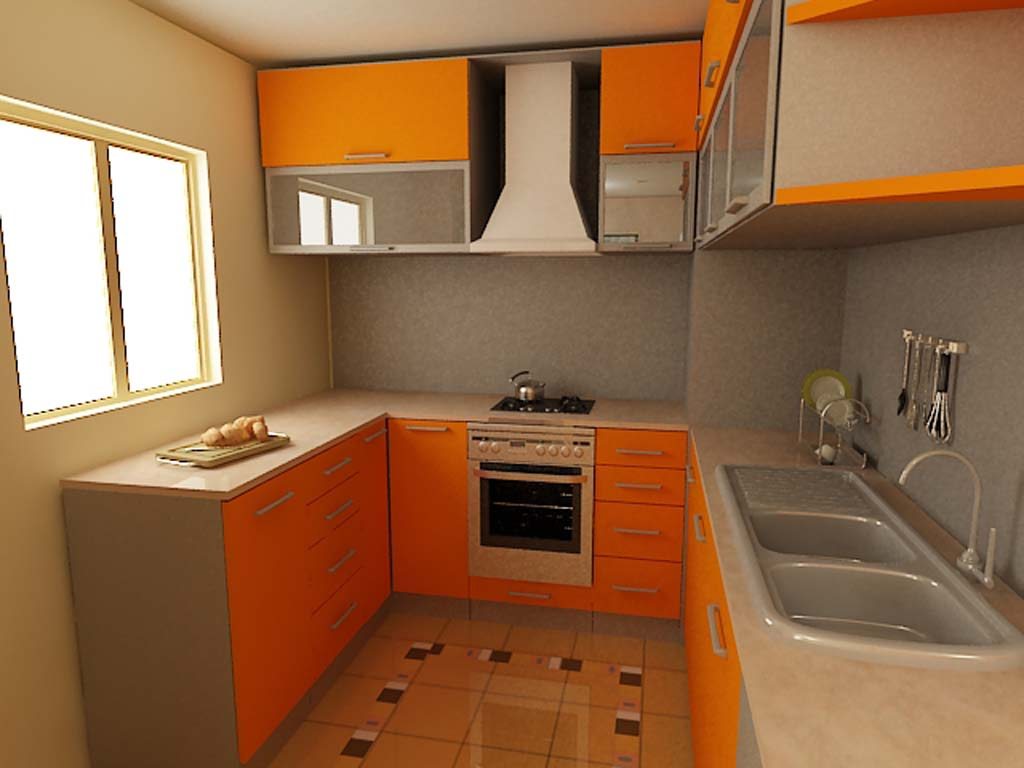 A Newbie Guide on Houses: Kitchen Interior for Small Houses
