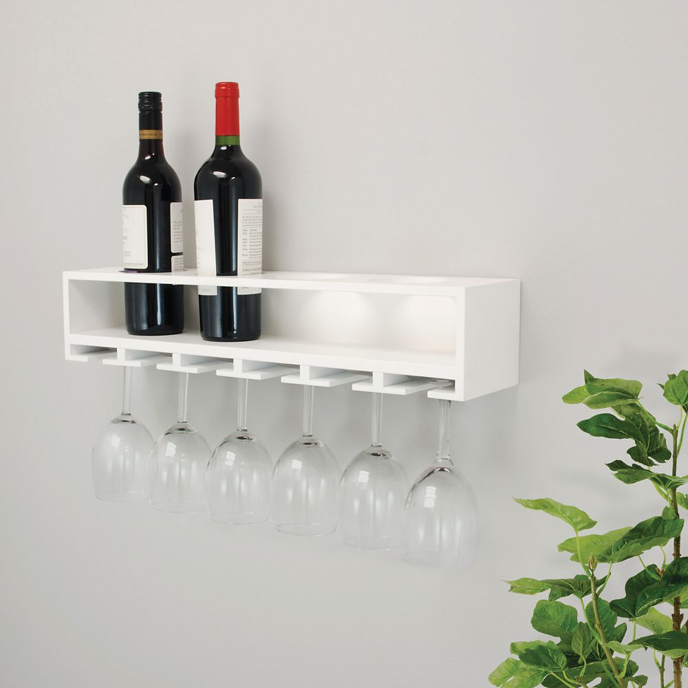 Bar-Slash-Wine-Glass-Rack