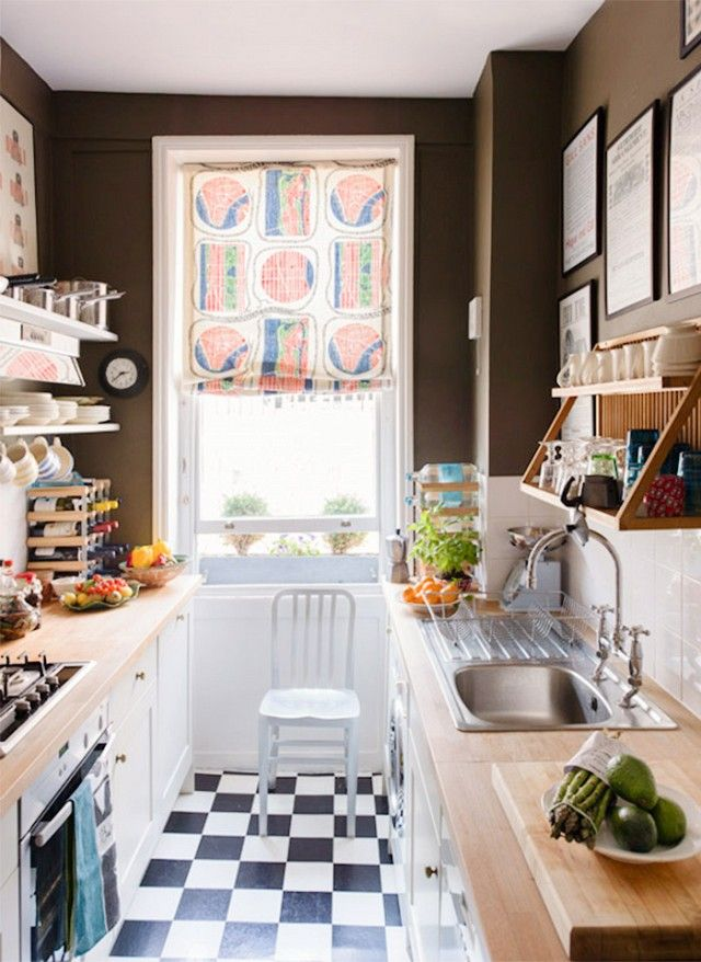 Ben Pentreath Galley Kitchen Design