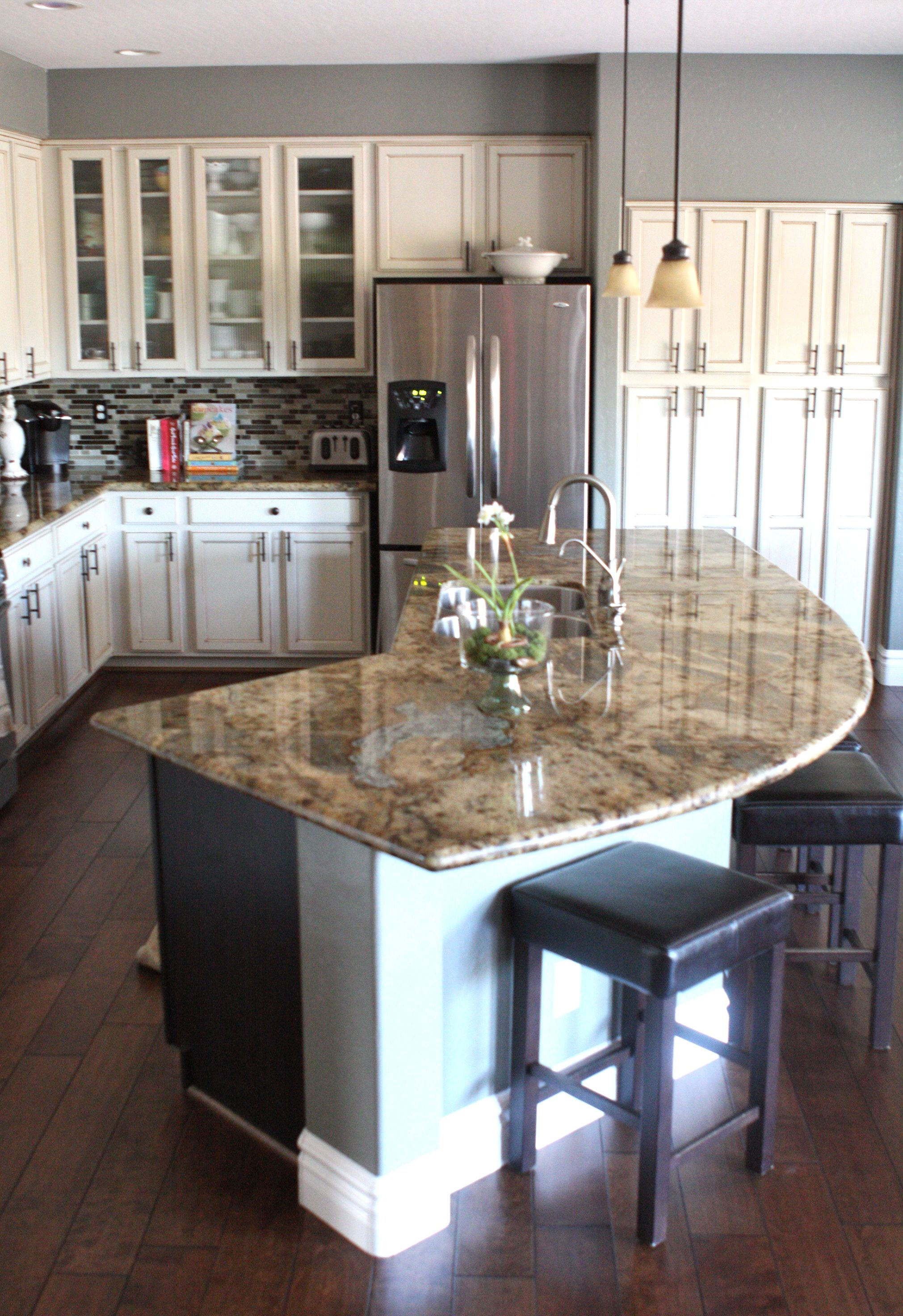 Best and Eye-Catching L Shaped Kitchen Layout with ...