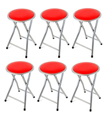 Foldable kitchen stool