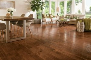 Best Hardwood Flooring Kitchen Ideas – Types and Considerations