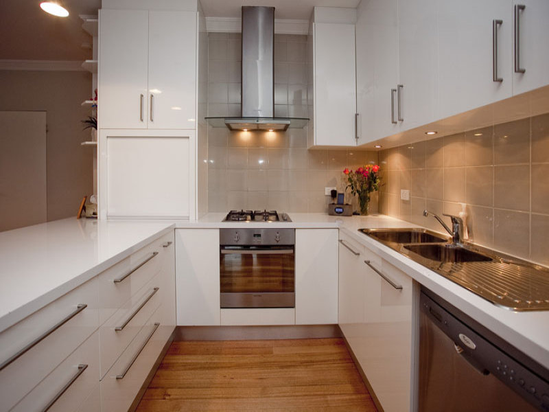 Small U Shaped Kitchen Ideas for Limited Space