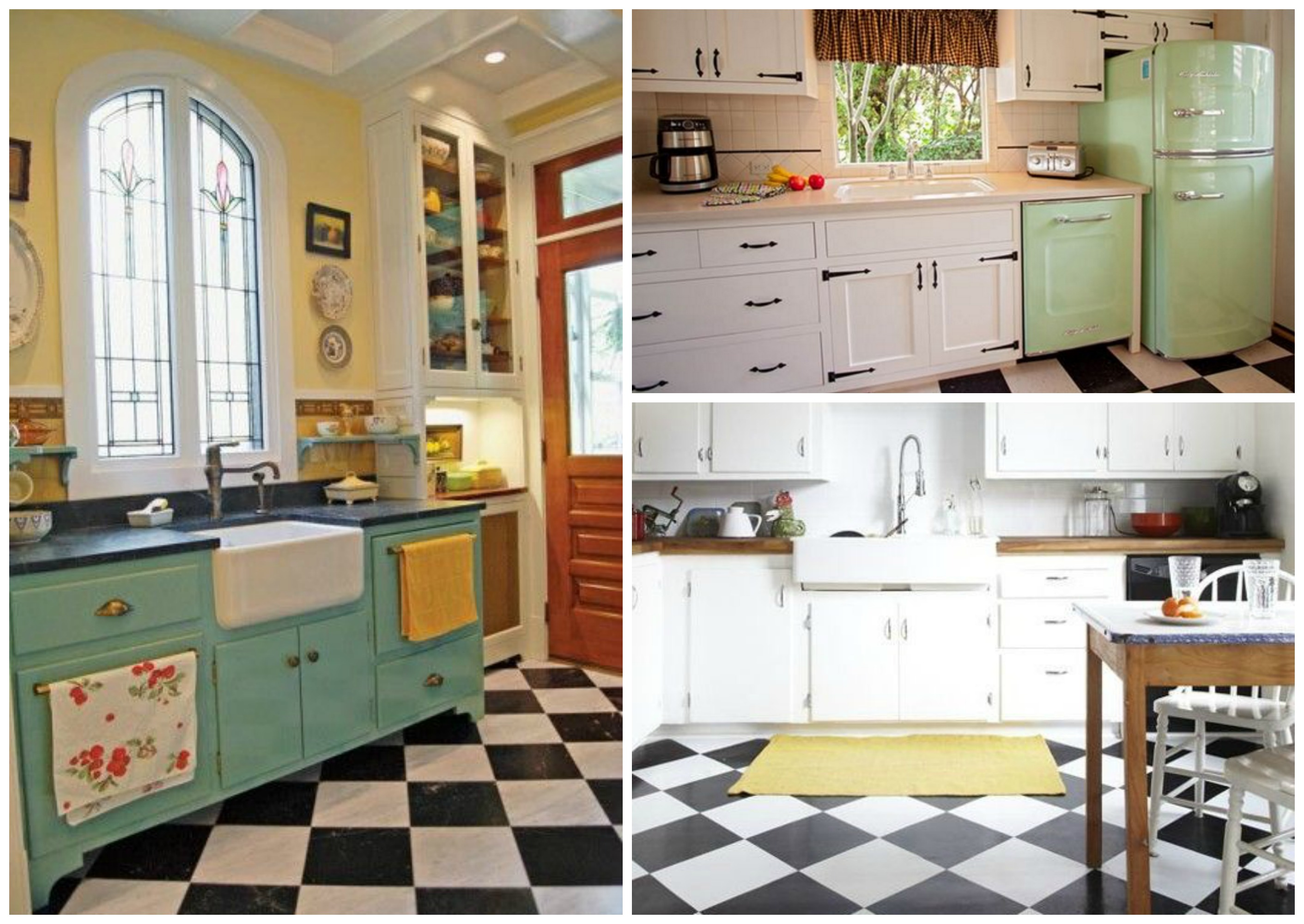 4 Things To Have For Retro Kitchen